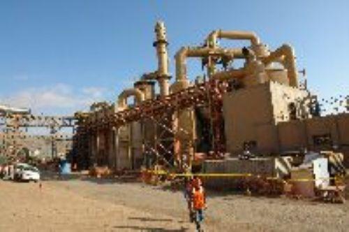 Southern Copper prevé aumentar producción de cobre en 26% este año a 630 mil toneladas