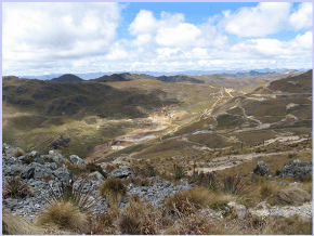 Andean American Gold revisa propiedades que tiene en Perú a través de Sinchao Metals