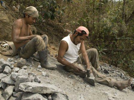 mineria atesanal