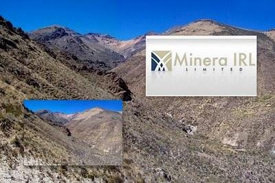La minera  IRL a cargo del proyecto Ollachea en Puno culminaría estudios de prefactibilidad del proyecto a mediados del año