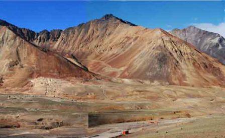 hectarea minera