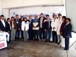 comisión multisectorial