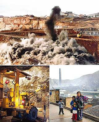 Minería habría aportado S/. 38,735 millones entre el 2006 y 2010 por Impuesto a la Renta, según SNMPE