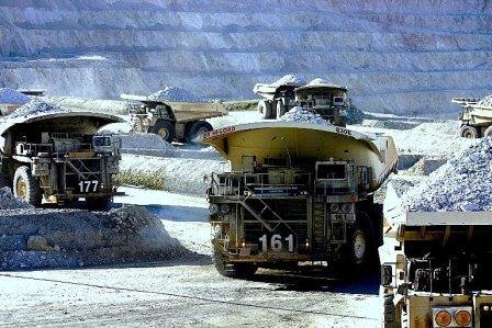 mineras  canadiense