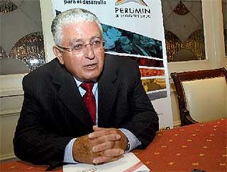 Esquema para aplicar gravamen es respaldado por Mineras en Perumin