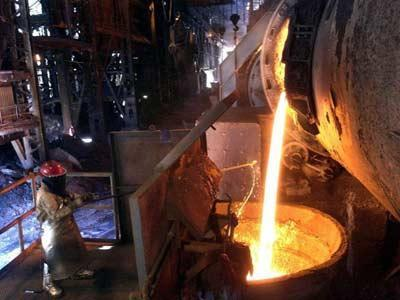 produccion cobre