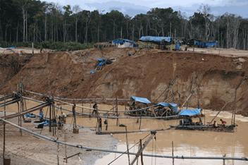 Estado formalizará con más celeridad a mineros ilegales de Madre de Dios