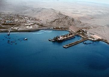 Desde el 2015 operaría Transportadora de minerales en puerto de Salaverry
