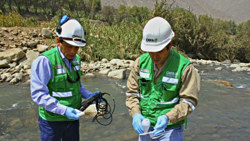OEFA realiza primer monitoreo ambiental en área del proyecto Tía María