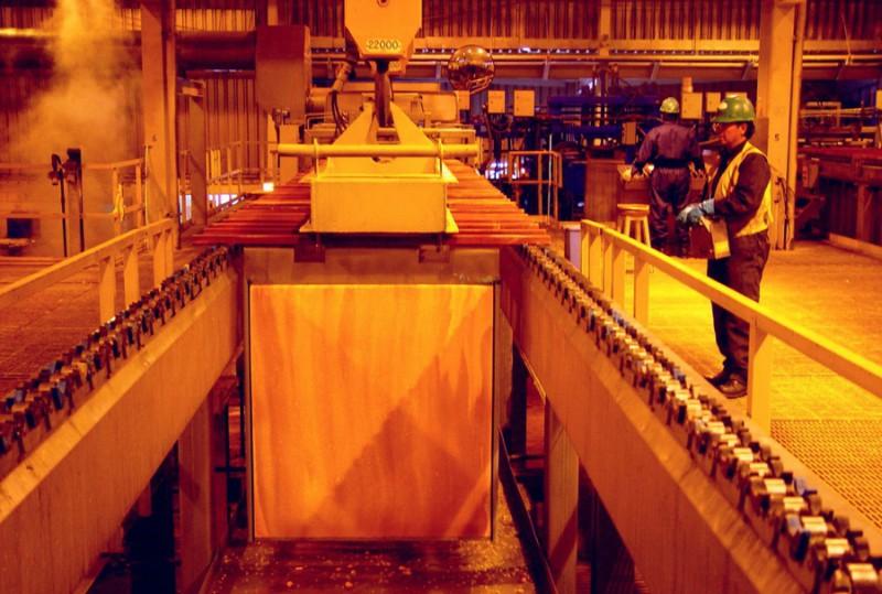 Cerro Verde y Las Bambas lideraron producción de cobre en los primeros cuatro meses del 2017