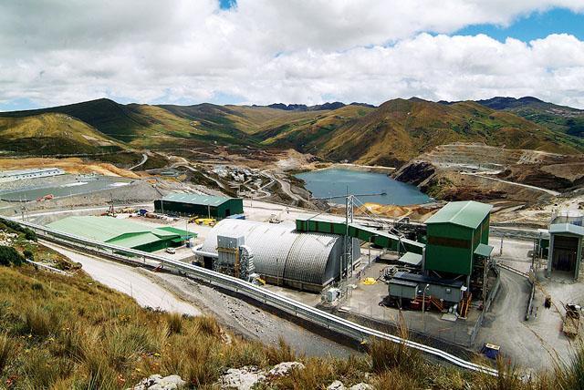 Gold-Fields-buscará-mineral-de-mejor-ley-en-Cerro-Corona