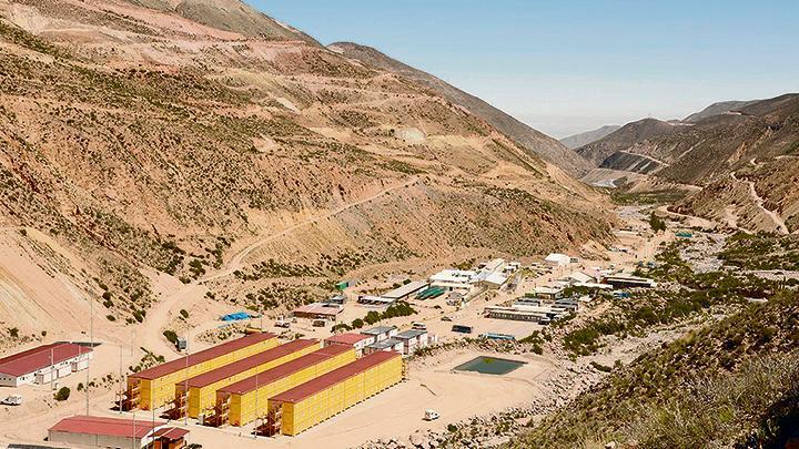 Mina Justa, Quellaveco y Toromocho favorecerá crecimiento de la inversión minera