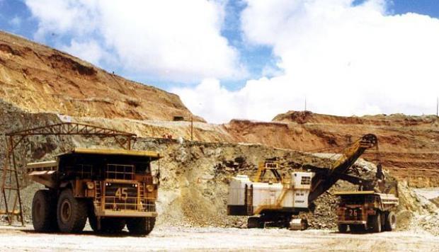 Se registró un incremento de hierro,zinc y molibdeno en el primer trimestre