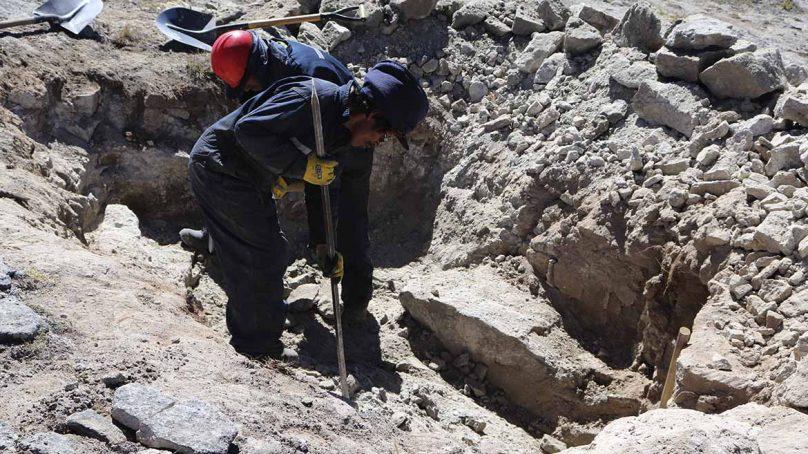 Se contabilizó en Falchani2.5 millones de toneladas de carbonato de litio