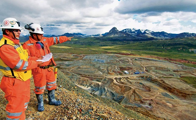 Minera Chungar concretará cinco proyectos en minera Islay