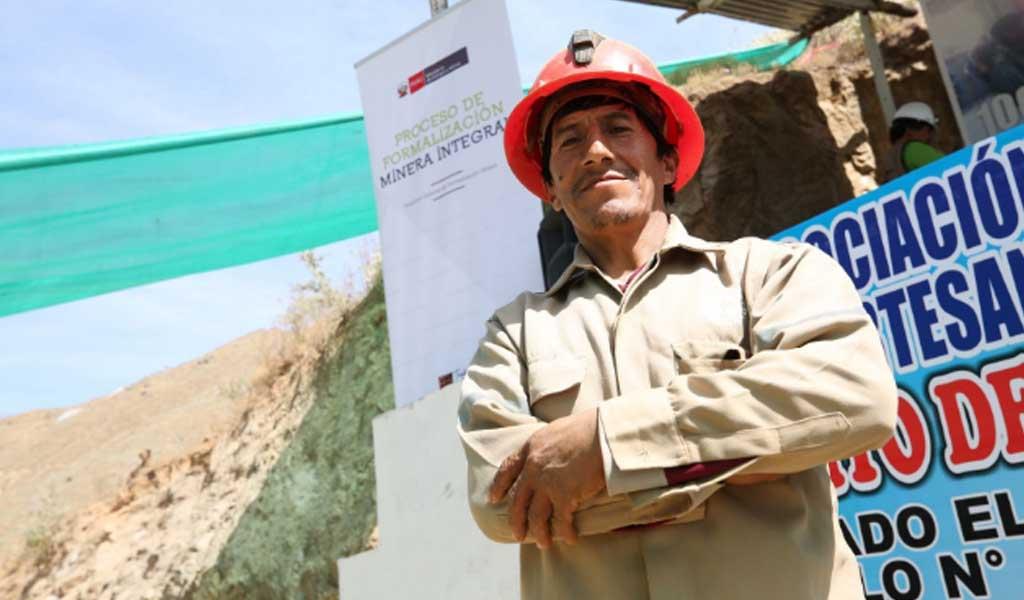 MEM: S/770.000 para impulsar formalización minera