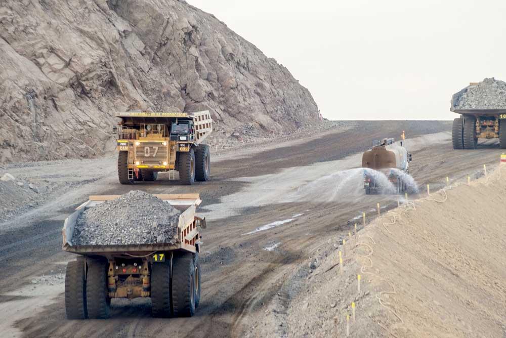 Minera Marcona elevará producción a 17millones de toneladas en 2019