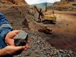 Minas de Hierro en el Perú