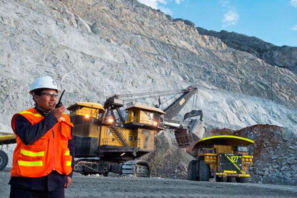Glencore generó 12% más de producción de cobre en el tercer trimestre