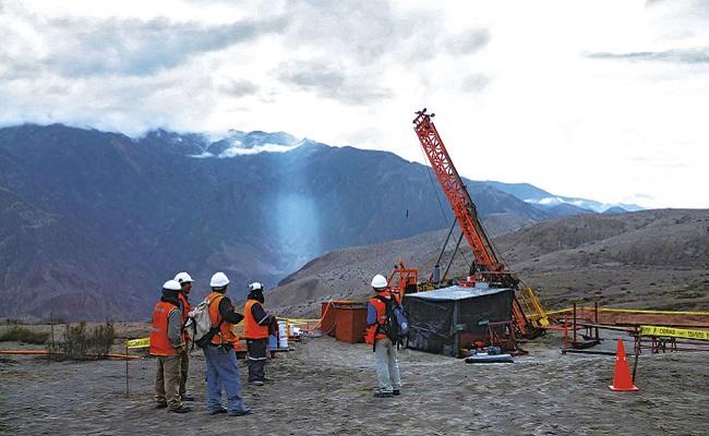 La compañia Fidelity Minerals adquiere dos proyectos de exploración  en el norte peruano