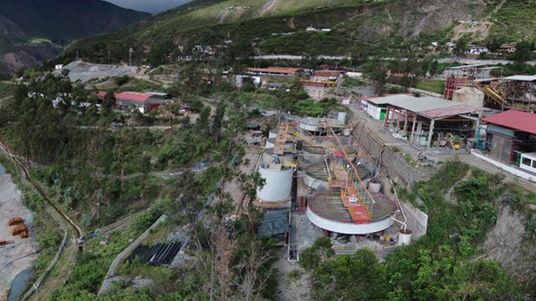 PODEROSA: Paso a procesar 800 toneladas al día la planta de beneficio Santa María.