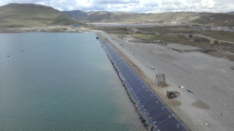 Cerro de Pasco Resources presenta plan de remediación para el depósito de relaves Quiulacocha