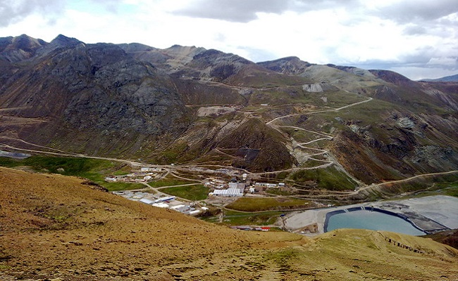 Fortuna Silver: En el segundo trimestre la mina Caylloma produjo 230,000 onzas de plata