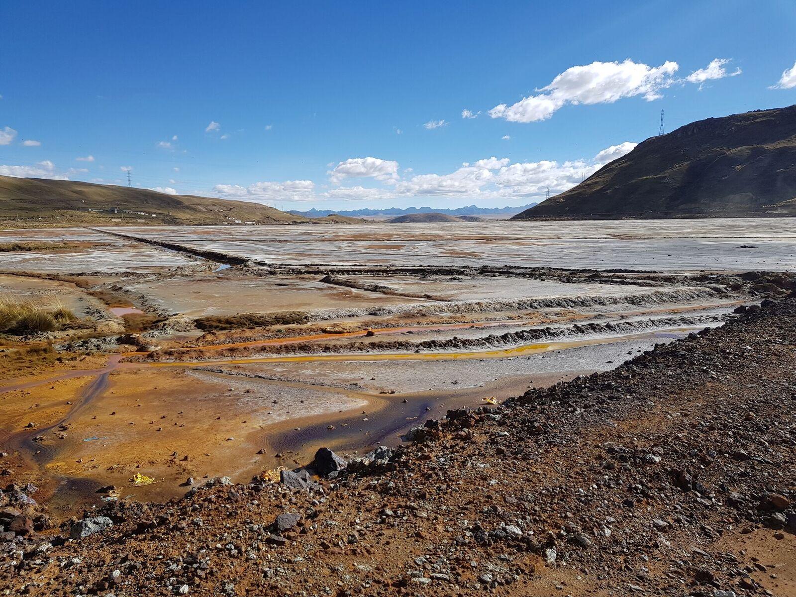 Cerro de Pasco Resources: Comunicado