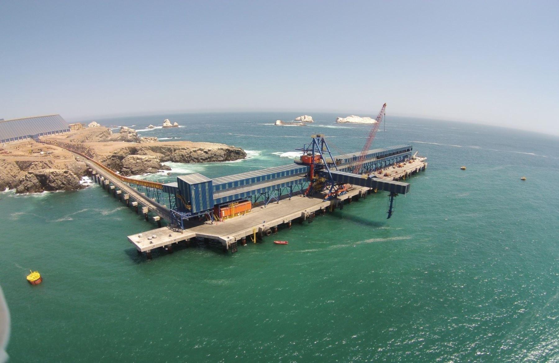 Tía María: La producción minera no llega al puerto de Matarani tras los bloqueos de vias en Arequipa