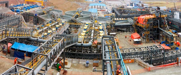 Minem: Chinalco lidera inversiones con US$ 170 millones en planta Beneficio
