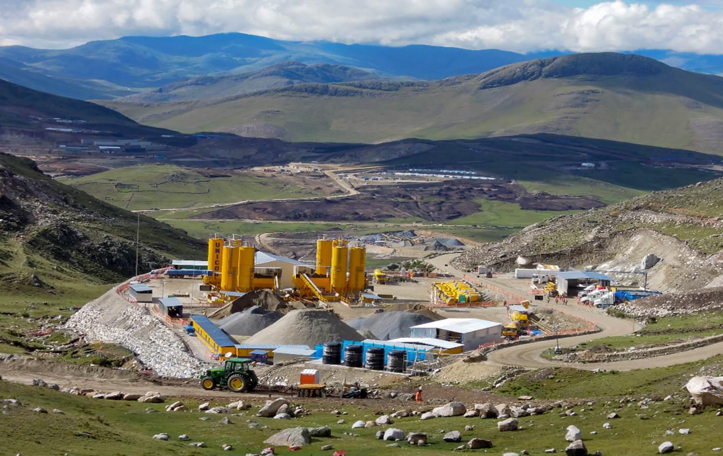 LAS BAMBAS: Habilitarán minería digital automatizada Telefónica del Perú y Nokia