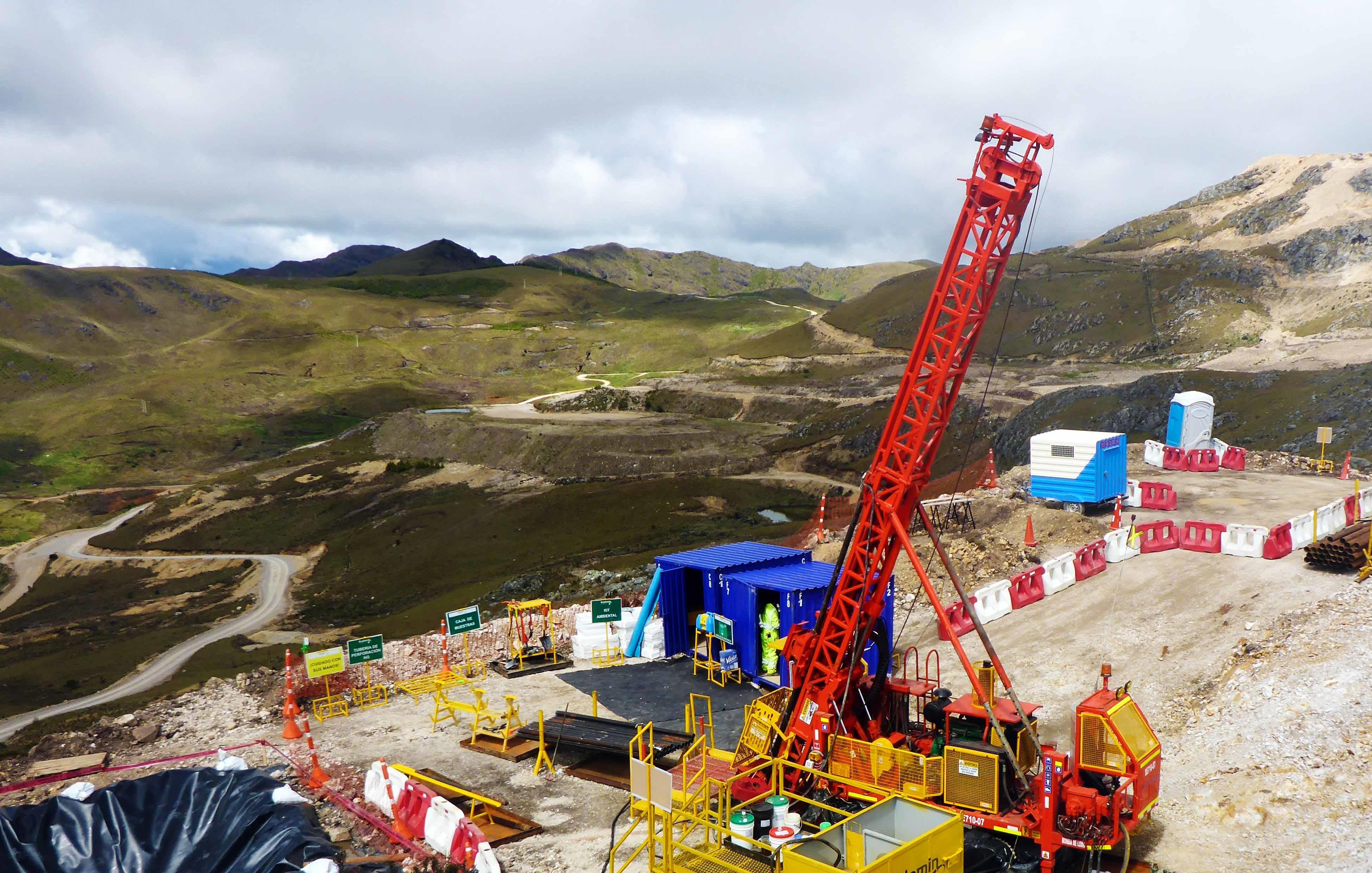 Cajamarca: Regulus Resources avanza con proyecto AntaKori